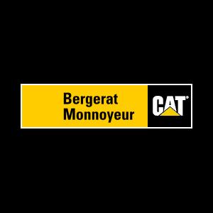 Minikoparki Cat - Bergerat Monnoyeur