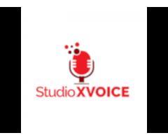 Studio nagraniowe - Xvoice